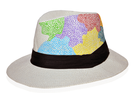 Hat with Dots