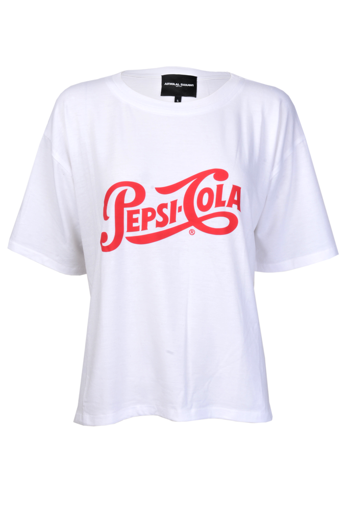 """Pepsi Cola"" White T-shirt"
