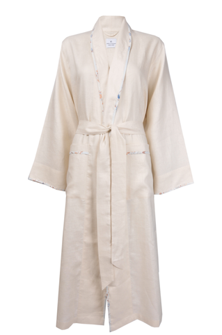"""Dream Linen Lounge Robe"""