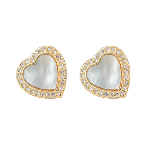 BOHEME HEART EARRINGS