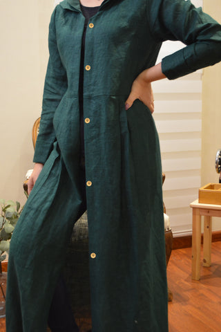 """Green Abaya/Dress"""
