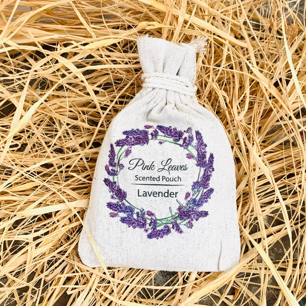 Lavender Scented Pouch