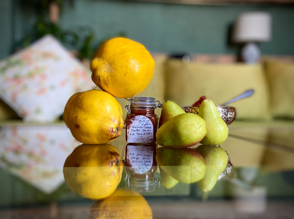 """Quince-pear Paste 120 Grams"""