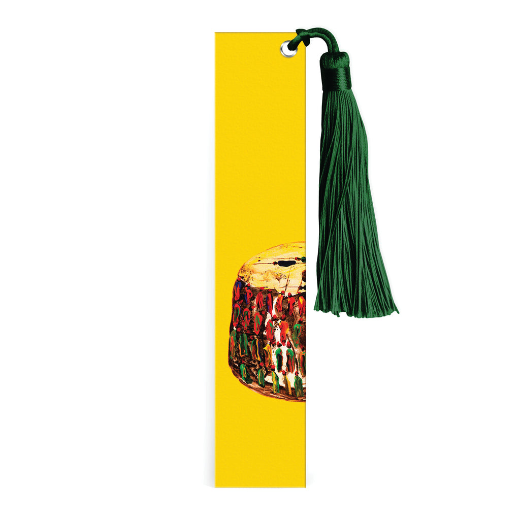 Kingdom of Fez (Tarboosh) Green - Bookmark