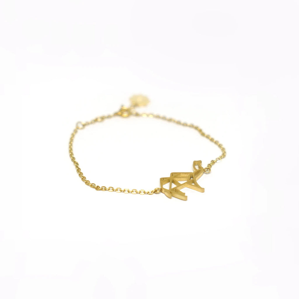 Safar Bracelet Chain Gold