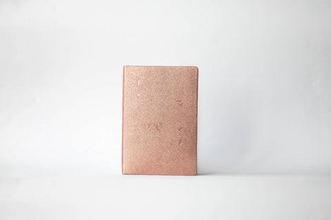 Rose Gold 2020 Journal Planner