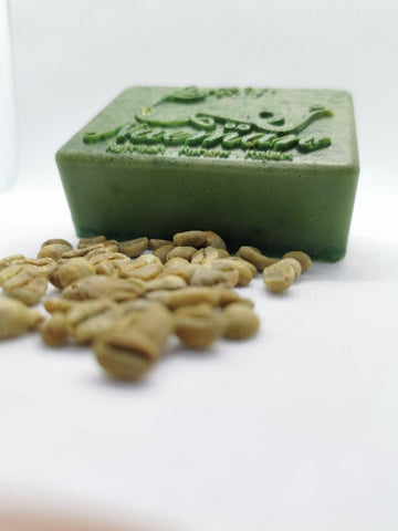 Green Coffee Soap