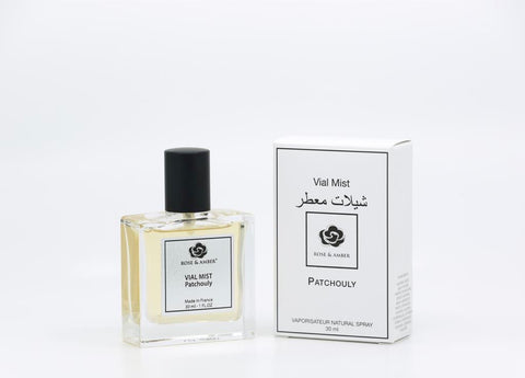 """Patchouly Vial Mist"""