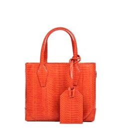 Mini Adele ( Orange Mini Adele Handbag )