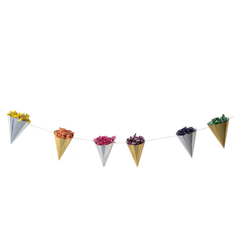 SWEET Cone Garland