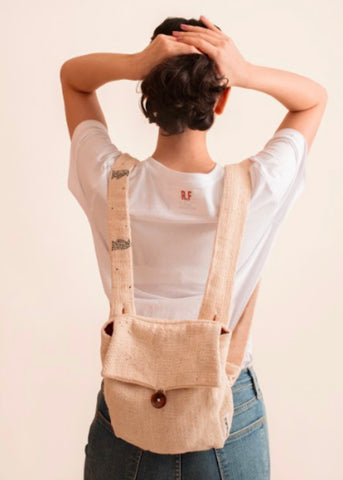 Idiosyncratic Embroidered Strap Bag X Third Culture