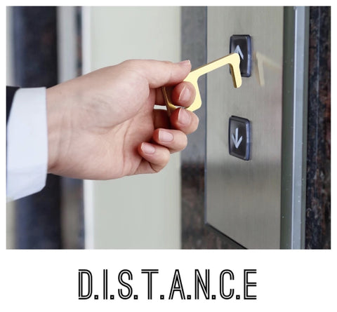 See Through Distance Key