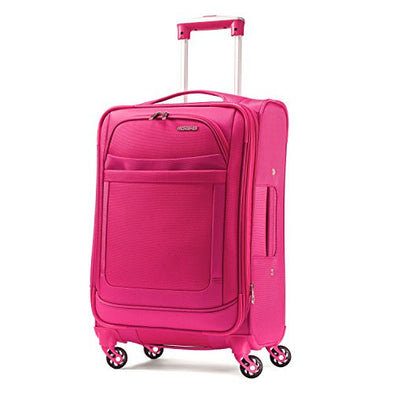 American Tourister Ilite Max Softside Spinner 25, Raspberry
