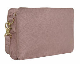 Kenneth Cole Reaction KN1868 Alpine Mini Cross Body Bag (BLUSH)