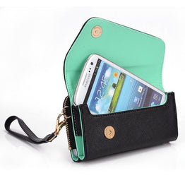 Allview P7 Pro Cellphone carrying clutch/wristlet for ladies
