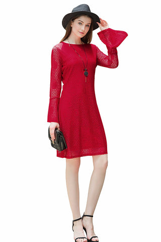 UP Ultrapink Women's Missy Sheath Dress