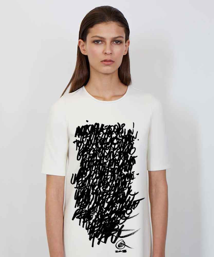 SCREEN PRINT TUNIC