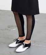 NETTED LEGGINGS - Marie Hell