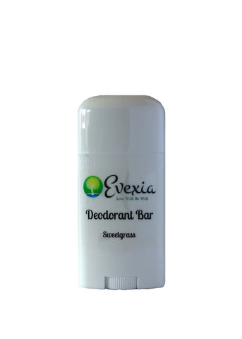 Sweetgrass Deodorant Bar