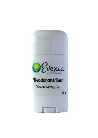 Woodland Warrior Deodorant Bar