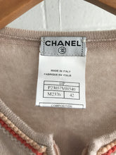 CHANEL zip-up cardigan