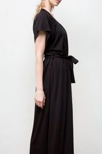 Organic Cotton Belted Dress