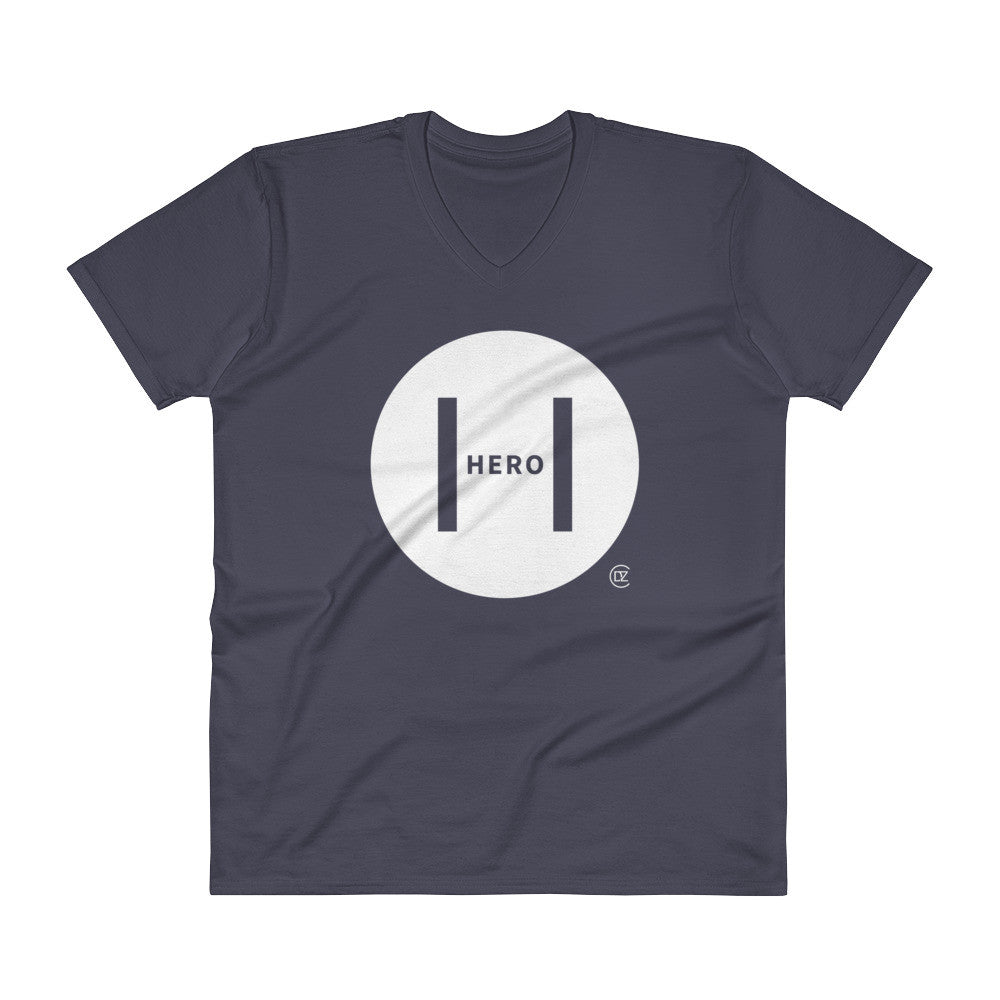 Big H Hero V-Neck T-Shirt