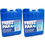 Freez Pack Reusable Ice Pack 62 oz. (Pack of two)