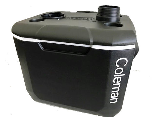 Iceandplug Model Q60 Coleman Black