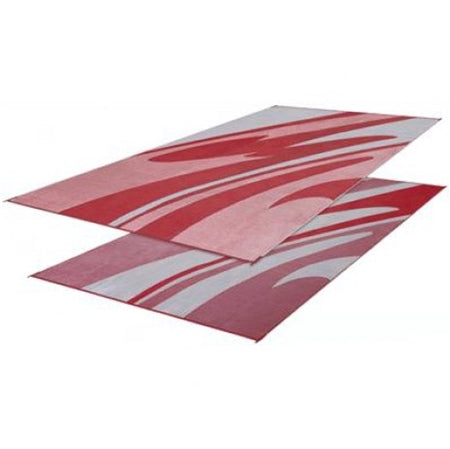 Burgundy - Mirage Patio Mat 8' X 16' 01-0072