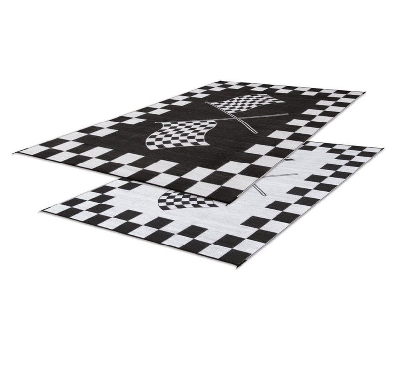 Finish Line Patio Mat 8' X 20'
