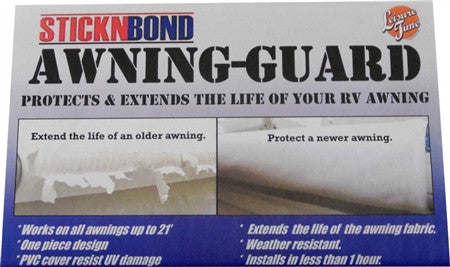 "Awning Guard 8""X21"" - StickNBond"
