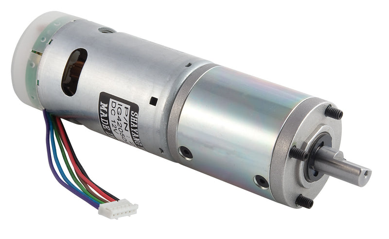 Schwintek Motor - In-Wall - High Torque - 500:1