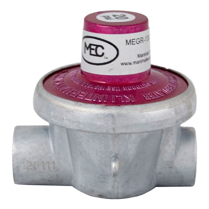 Excela-Flow LP Gas Regulator  MEGR-130-30