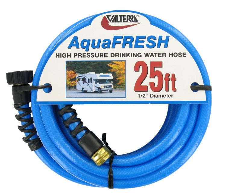 RV AquaFresh Water Hose  25'  W01-8300