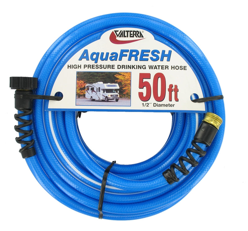 RV AquaFresh Water Hose  50'  W01-8600
