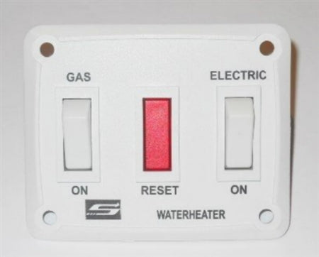 Water Heater On/Off Switch - Suburban DEL - White 232882/15-3031