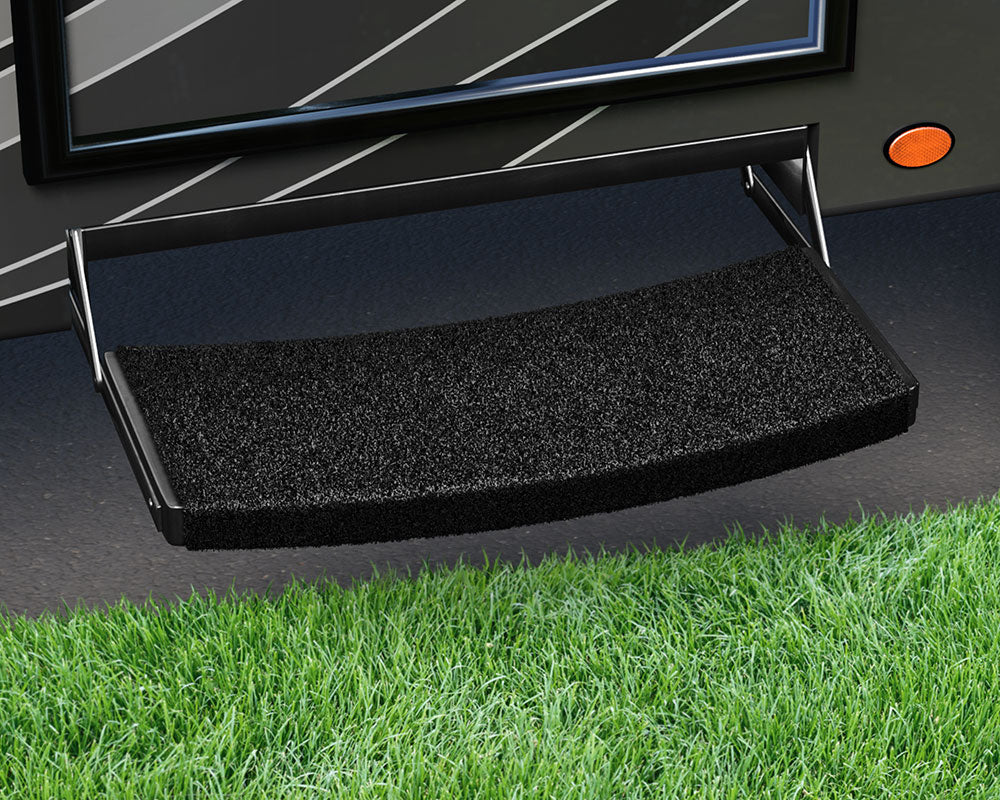 "Trailhead Universal Entry Step Rug - Obsidian Black - 22"" 2-0223"