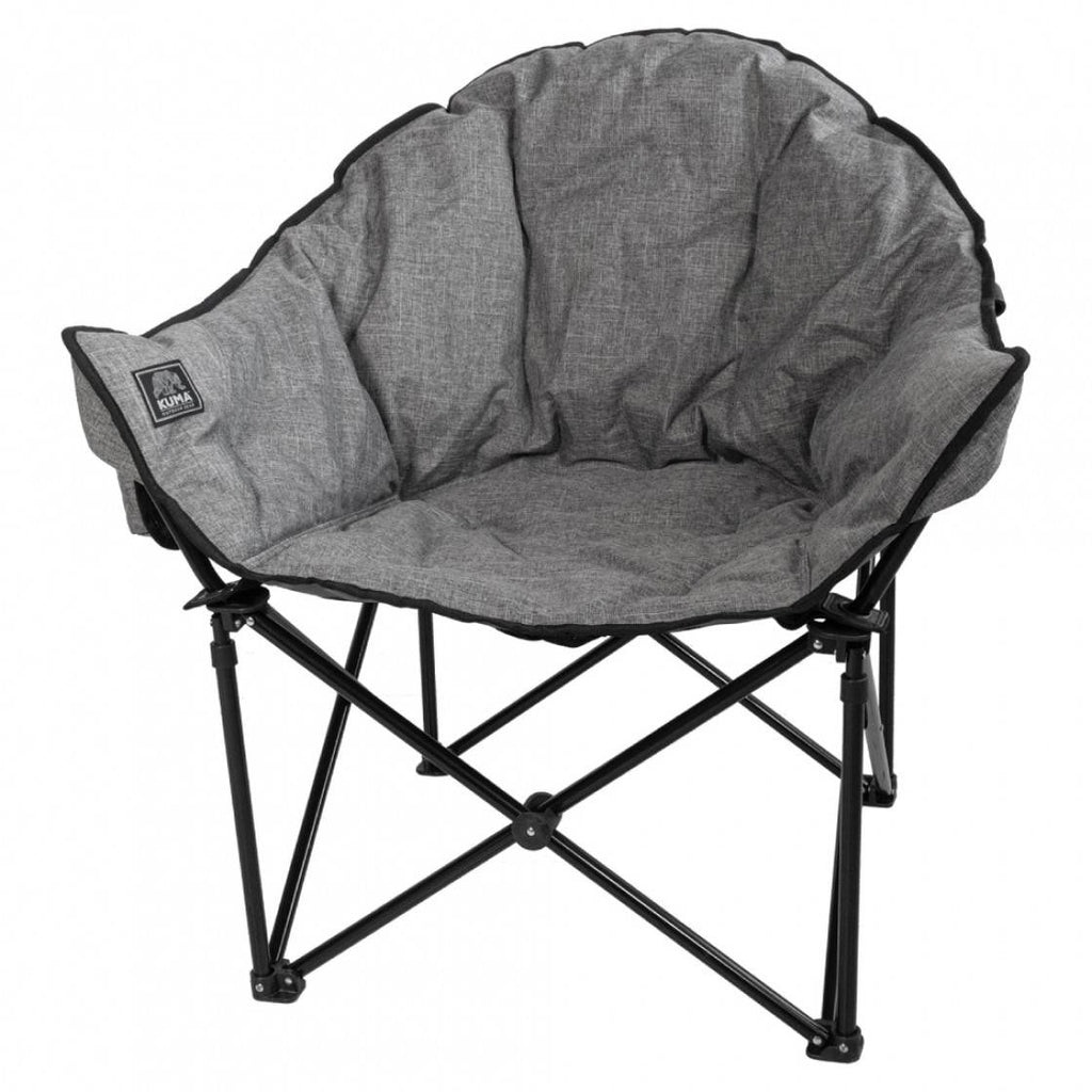Lazy Bear Chair - Heathered Grey - 433-KM-LBCH-GG