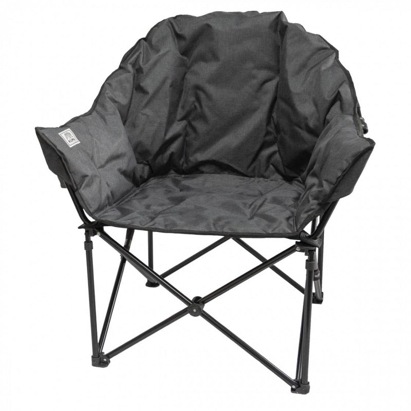 Lazy Bear Chair - Carbon Black - 433-KM-LBCH-CB