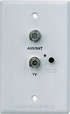 TV/Satellite Jack Receptacle  RV-7542