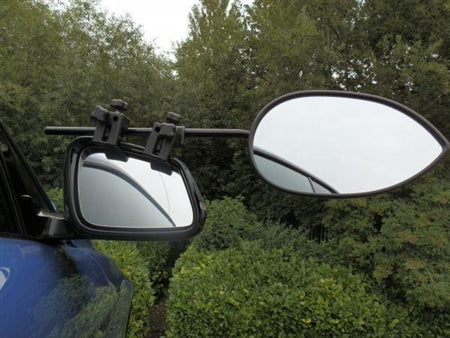 Milenco Aero3 Towing Mirror - 2 Pack MIL-2899