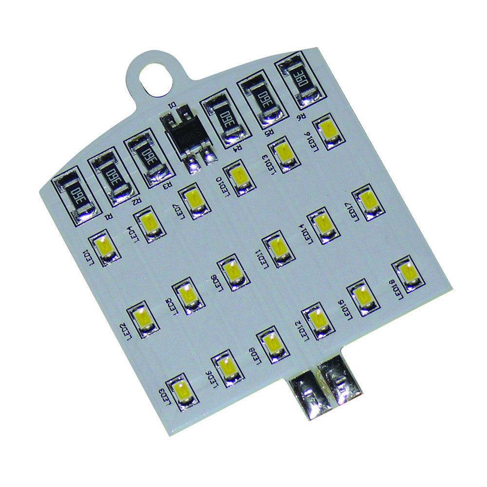 6 Pack - LED Bulb - Top Mount/Overhead -  906/921/161/168/194