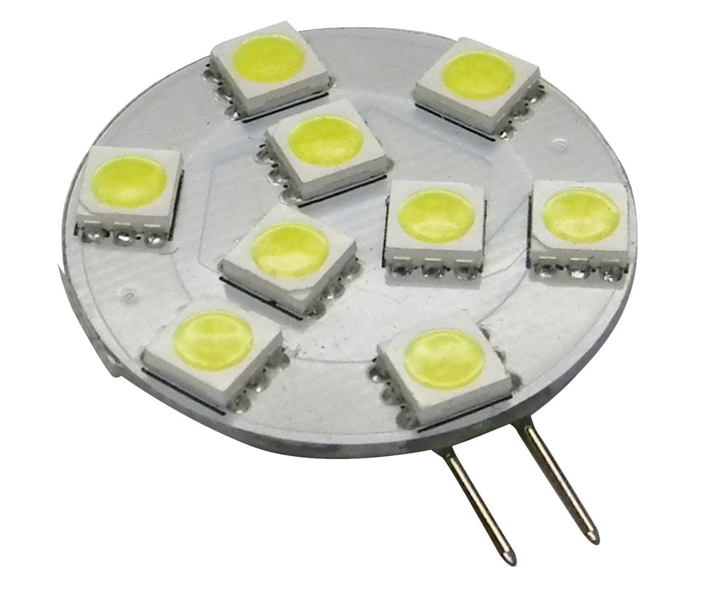 6 Pack - LED Bulb - Side Mount - G-4