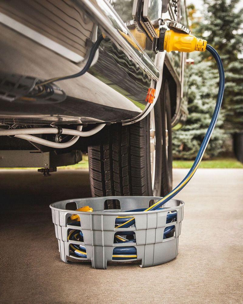 Water Hose & Cord Caddy