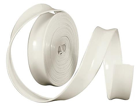 RV Vinyl Trim insert - Colonial White - 100' Roll