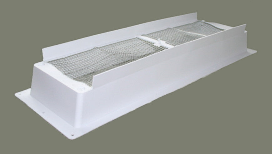 Dometic Refrigerator Roof Vent Base Polar White United Rv