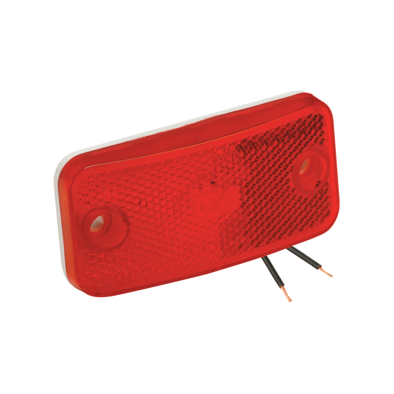 #178 Series - Clearance Light - Red
