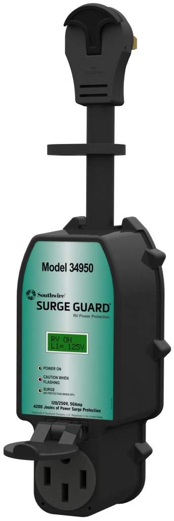 RV Surge Guard - 50 Amp with LCD Display 34950