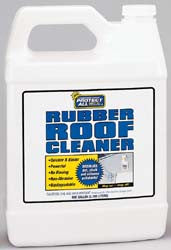 Rubber Roof Cleaner - 1 gal